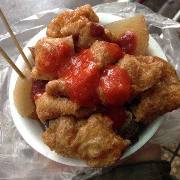 面筋牛杂美食排行萝卜中国经典图片
