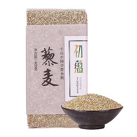 【领券立减】初蕴 精选优质藜麦400g 含多种谷物营养