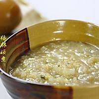 香菜鸡蛋粥