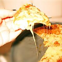 电饼铛版——肉酱披萨