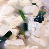 无骨鱼豆腐汤