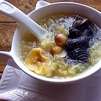 银耳乌鸡汤
