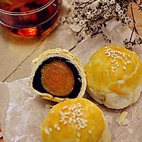 传统的味道——蛋黄酥#长帝烘焙节#