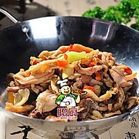 中国大厨最新特色菜之聪厨房干锅羊杂