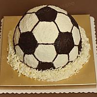足球蛋糕#长帝烘焙节#