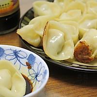 香煎菜肉大馄饨——利仁电火锅试用菜谱之三