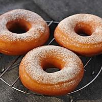糯香超Q甜甜圈#长帝烘焙节#