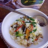 黄鳝姜葱焗饭