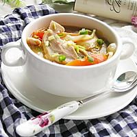 潮汕咸菜猪肚汤