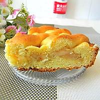 苹果蛋糕#长帝烘焙节#