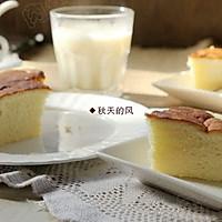酸奶也能做出芝士的味道【酸奶蛋糕】