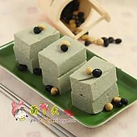 家庭自制健康黑豆腐