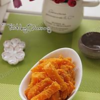 【咸蛋黄焗南瓜】——利仁电火锅试用菜谱(五)