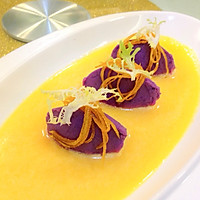 金桔紫罗兰