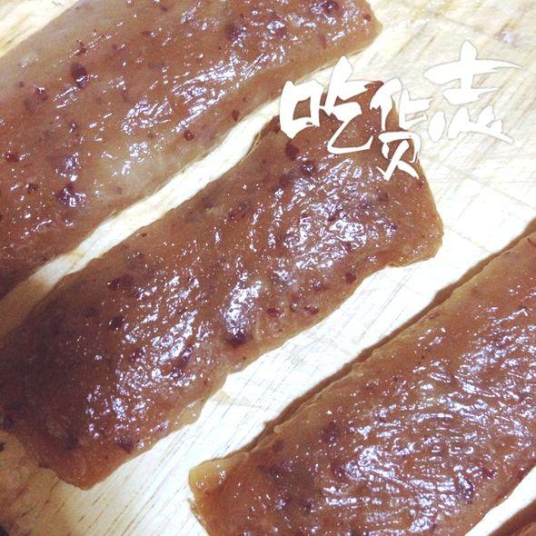 自制红枣糯米糕