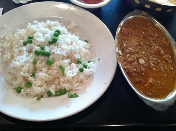 印度泥炉咖喱