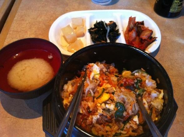 正宗韩式石锅拌饭