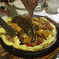 铁板海鲜豆腐