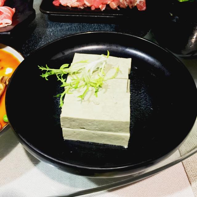 特色黑豆腐