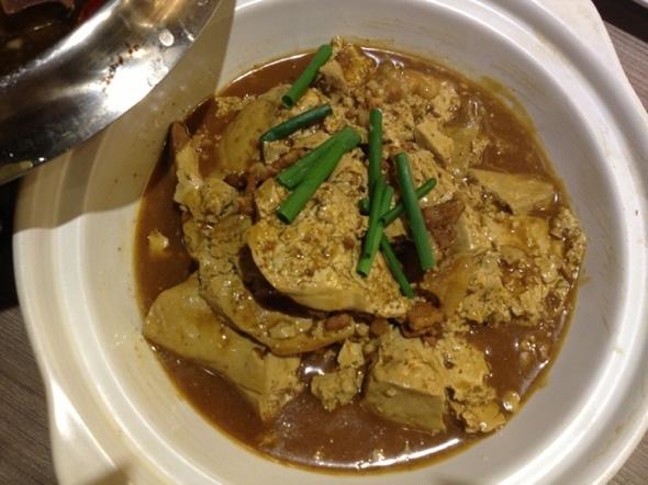 北方黑豆腐