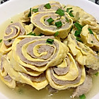 无锡家乡菜—鸭卷鲜
