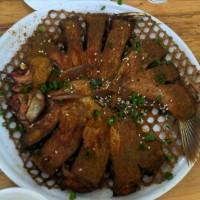 葱烤糍粑鱼