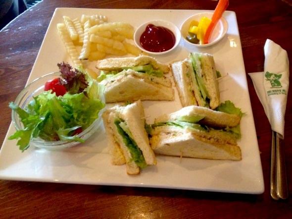 tuna sandwishes