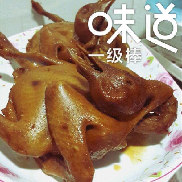 豉油乳鸽----小丽家常菜