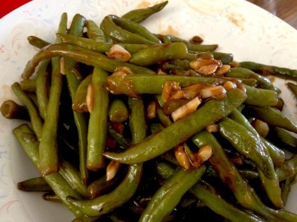 早饭烧芸豆