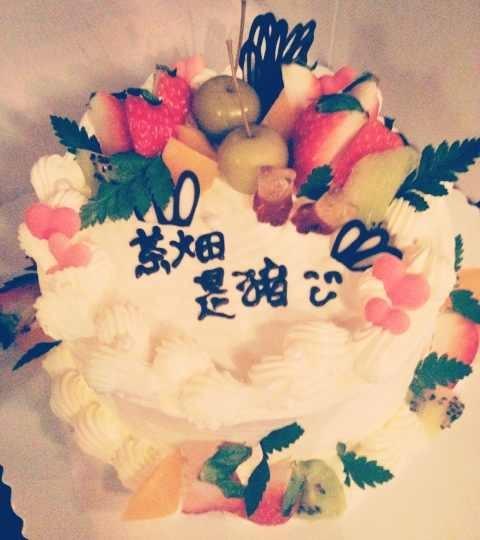 法式蛋奶草莓蛋糕