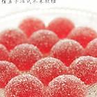 覆盆子法式水果软糖