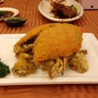 金沙蛋黄蟹