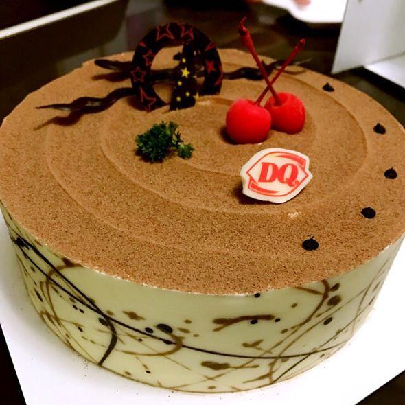 DQ冰淇淋蛋糕