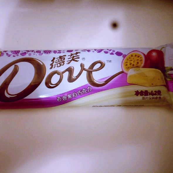 百香果白巧克力