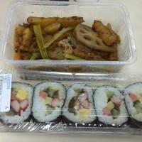 杂蔬+寿司
