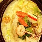 海鲜石锅面