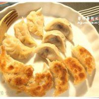 姜味蘑菇水煎饺