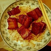 五花肉拌饭