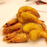 黄金脆皮虾