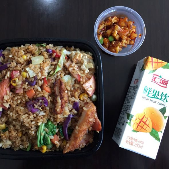禾谷7号炒饭