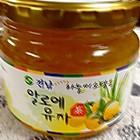 蜂蜜柚子芦荟茶