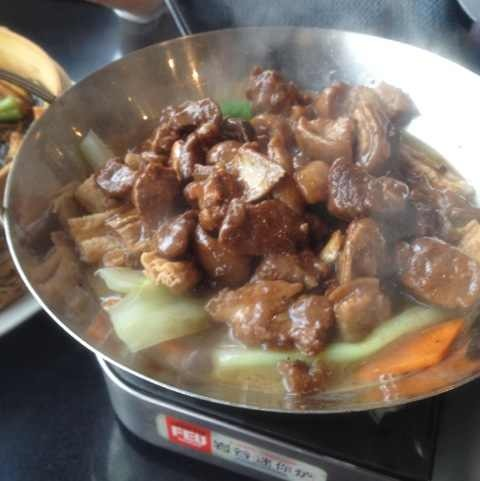 羊肉小火锅