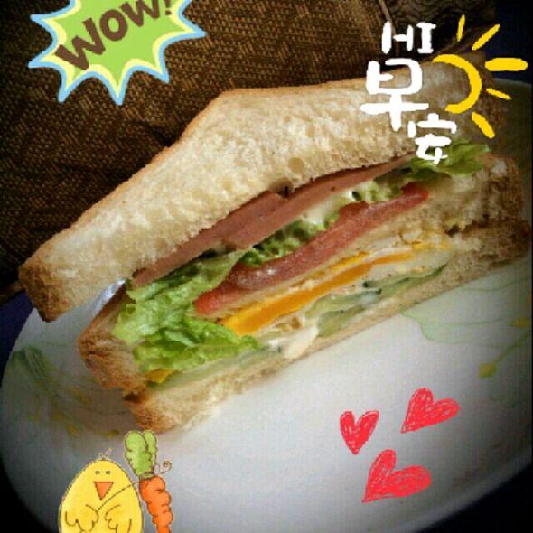 三明治*^_^*