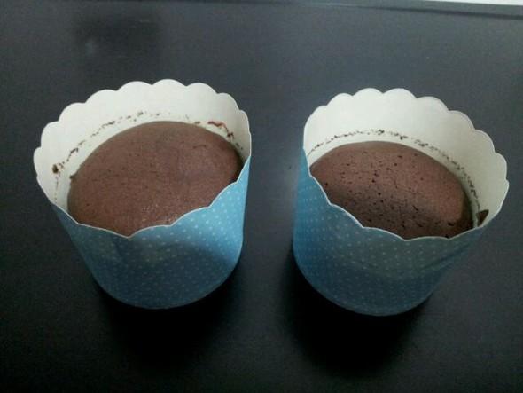 纸杯古典巧克力蛋糕