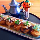 チキン豆腐バーグ