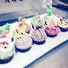 圣诞节杯子蛋糕X'mas cupcake