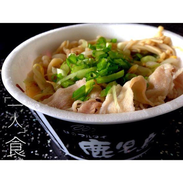 鹿兒島 九州風味拉麵(方便麵)