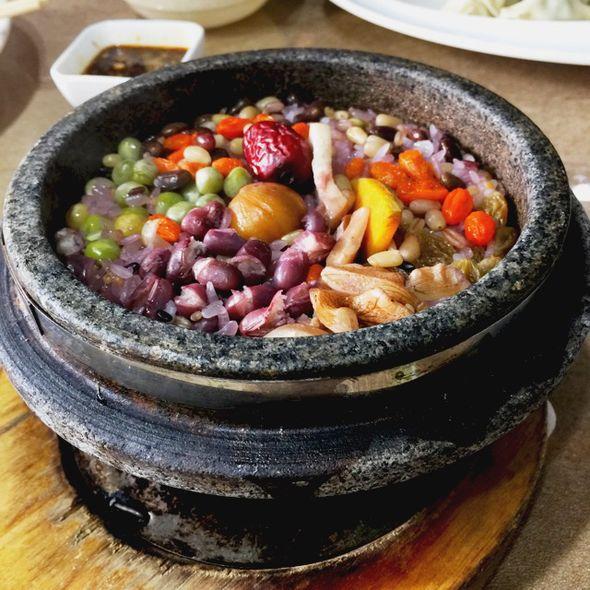 营养石锅饭