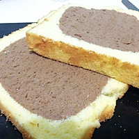 自制双色戚风蛋糕