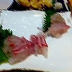 鲷鱼 刺身